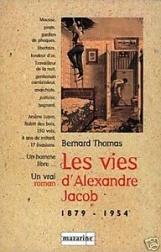 Les vies d'Alexandre Jacob